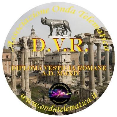Diploma Vestigia Romane