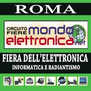 Mondo Elettronica – Fiera di Roma 15-16 febbraio 2014