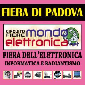 Παγκόσμια Electronics – Fiera di Padova 14-16 Μάρτιος 2014