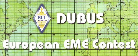 Europäische EME Contest CW / SSB – 8/9 März 2014