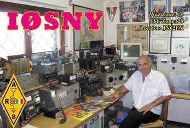 I0SNY – Διαγωνισμός Λάτσιο 2014 – 6m e 2m