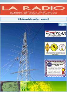 Pierwsza strona LA RADIO 11-2014