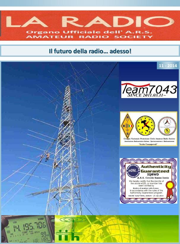 """La Radio 11-2014″ è online"