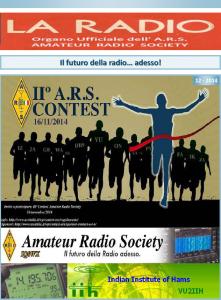 Pierwsza strona LA RADIO 12-2014