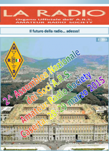 Prima pagina LA RADIO 02-2015