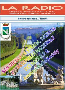 Première page LA RADIO 03-2015