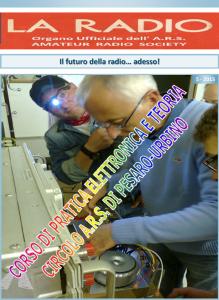 Prima pagina LA RADIO 05-2015