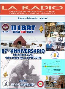 Pierwsza strona LA RADIO 06-2015