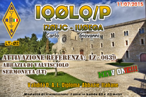 IQØLQ-Valvisciolo-2015