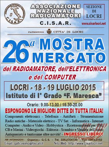 26^ Mostra mercato di Locri