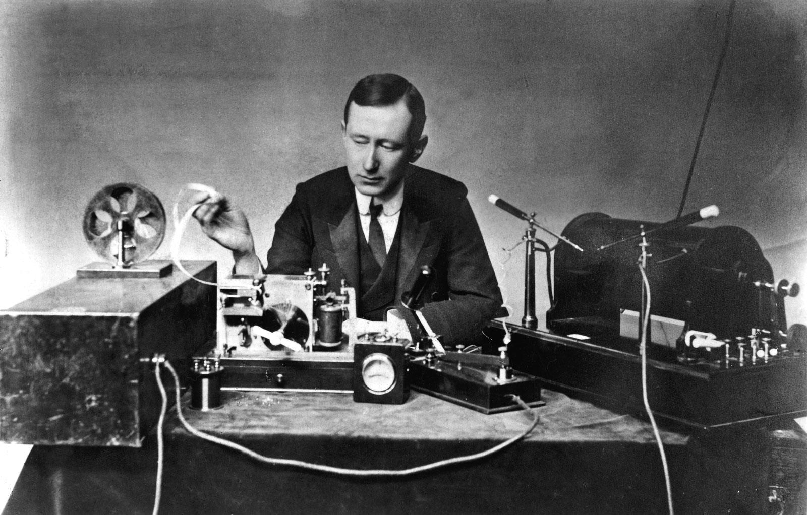 20 Julio 1937 – Muore a Roma Guglielmo Marconi