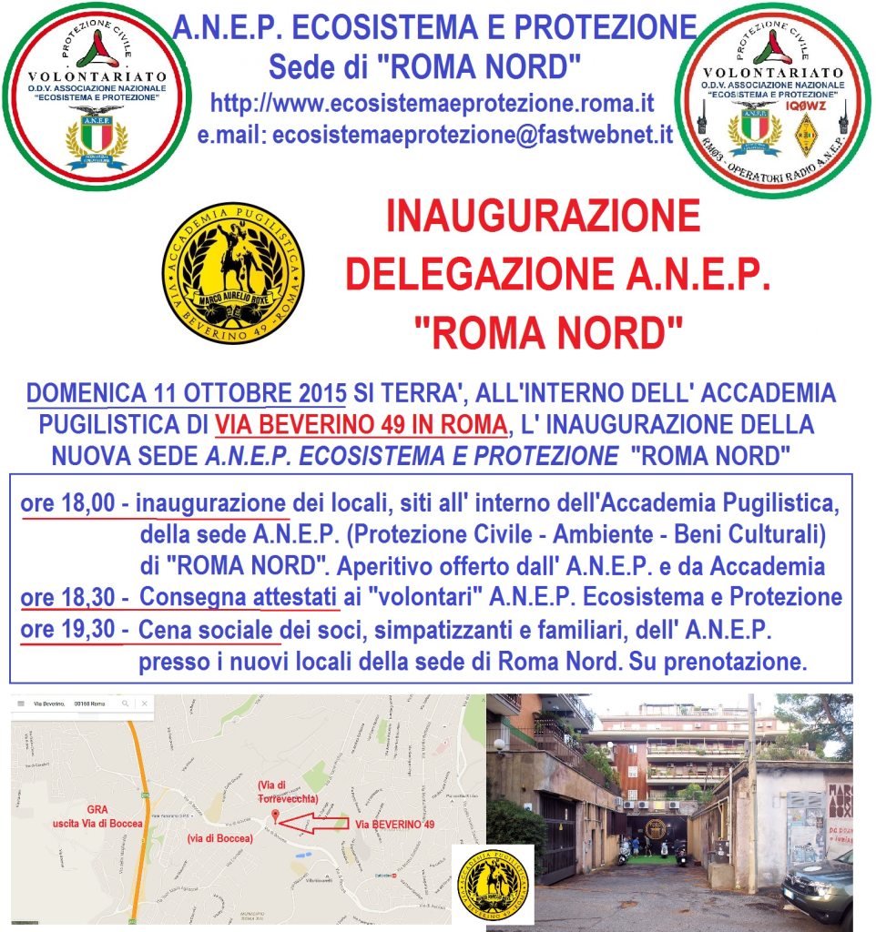 Inaugurazione ANEP Roma Nord - jpg