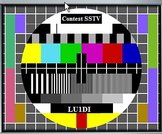 SSTV Contest – Radio Club Lobería LU1DI