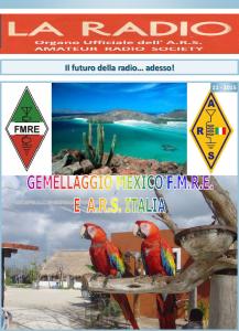 Prima pagina LA RADIO 11-2015