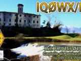 Attivazioni A.R.S. Itália: IQ0WX/P onair