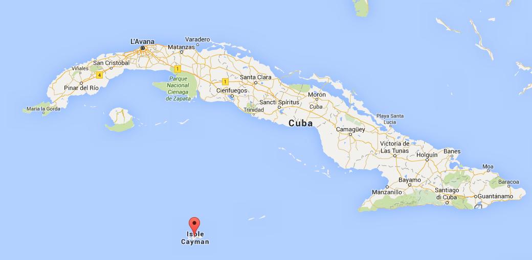 Cayman isl