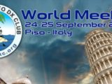9° World Meeting by MDXC…i Pisa