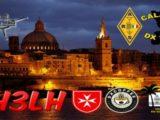 Si parte: 9H3LH Calabria dx Team & A.R.S.