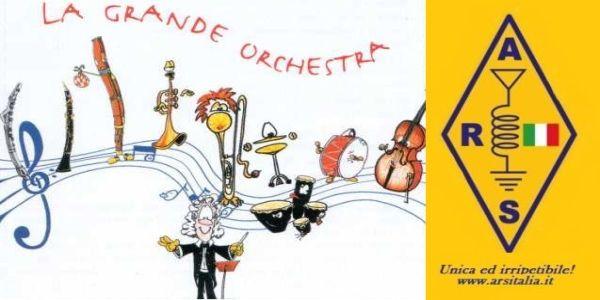 …Come una grande orchestra!