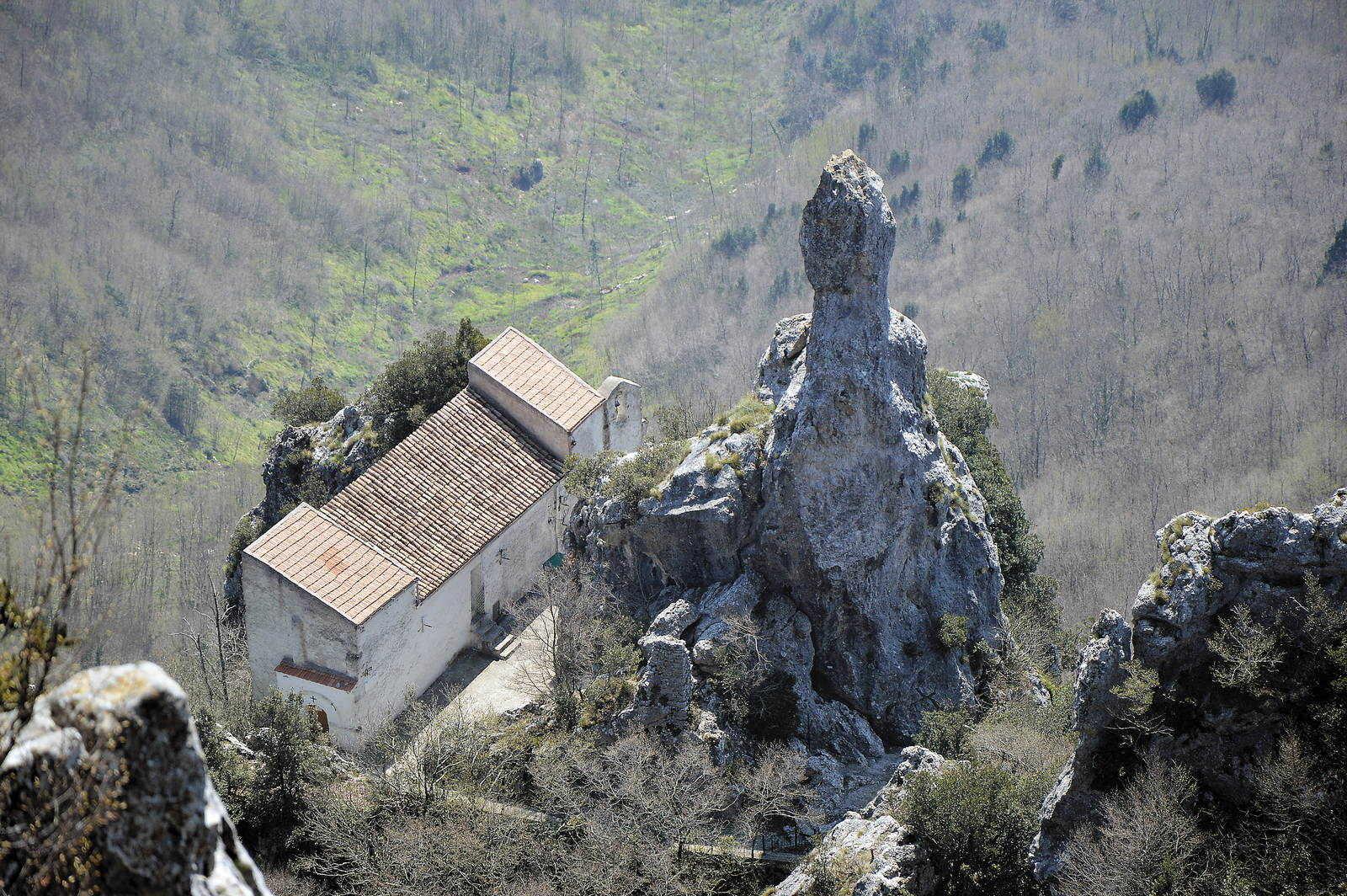 San Salvatore da sopra