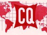 2019 CQ World Wide Διαγωνισμός 160-μετρητή