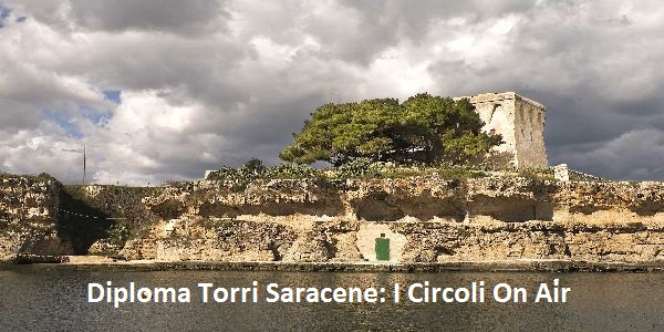 Cercles ARS pour graduation tours sarrasines