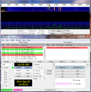 FT8:  WSJT-X 2.0 New version