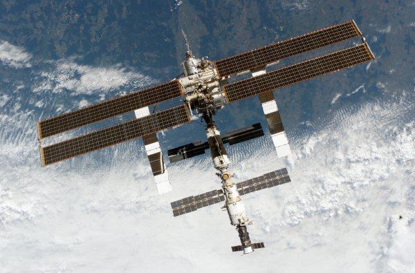 ISS και πάλι στο SSTV