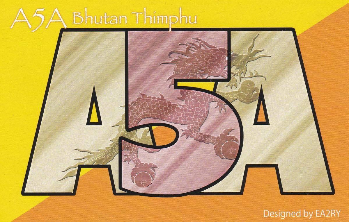 A5a Μπουτάν