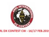 ARRL DX Contest CW: 16-17 Ρ.ν Φεβρουάριο.