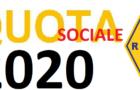 ARS Italia: cotización sociali 2020