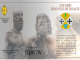 Riace Award Bronzes from 13 to the 19/4 2020