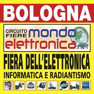 Mondo Elettronica – Fiera di Bologna 22-23 marzo 2014