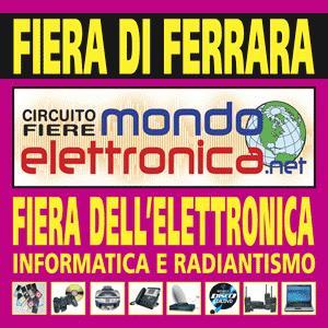 Mondo Elettronica – Fiera di Ferrara 8-9 febbraio 2014