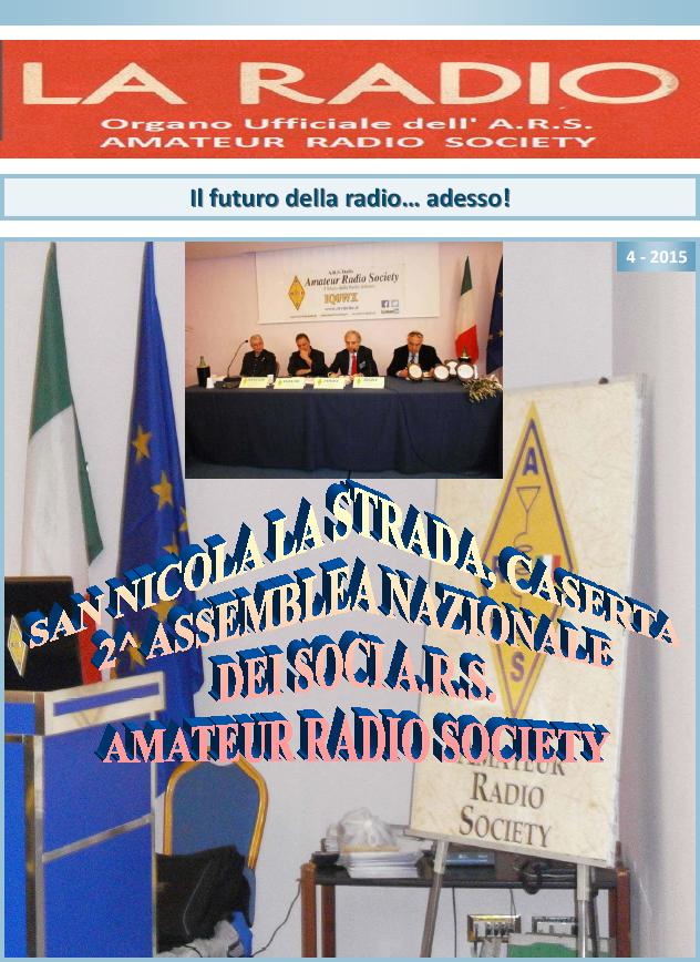 """La Radio 4-2015″ è online"