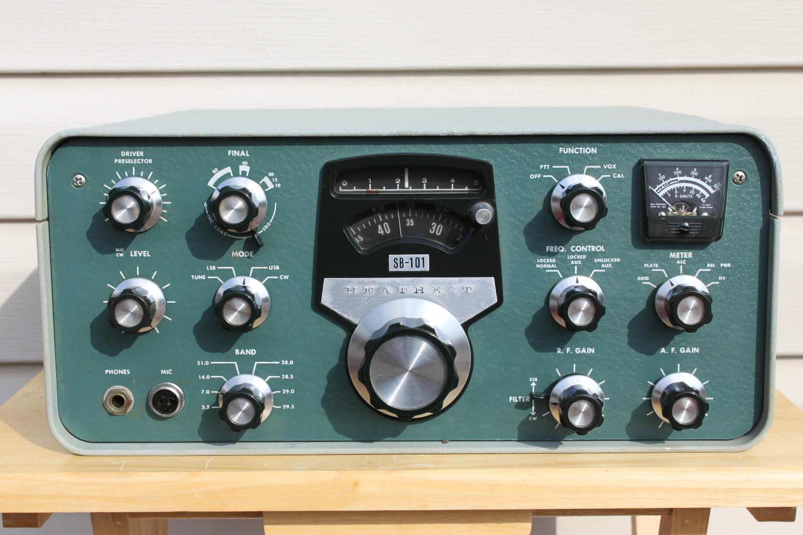 Heathkit news – Amateur Radio Society
