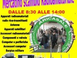 Moncalvo (AT) – 16/04/2016 – Mercatino Scambio Radioamatoriale