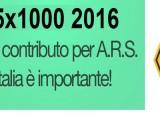 5×1000 ad A.R.S. Italy