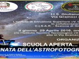 Giornata dell'Astrofotografia a Giulianova