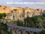 Born on the 4th Circle ARS in Puglia