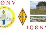IQ0NV/p on air per il D.N.S.