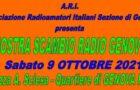 IX edizione Mostra Scambio Radio Genovese